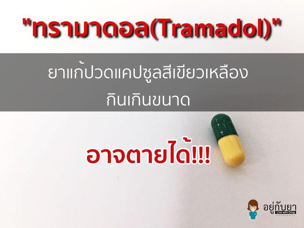 ยาtramadol